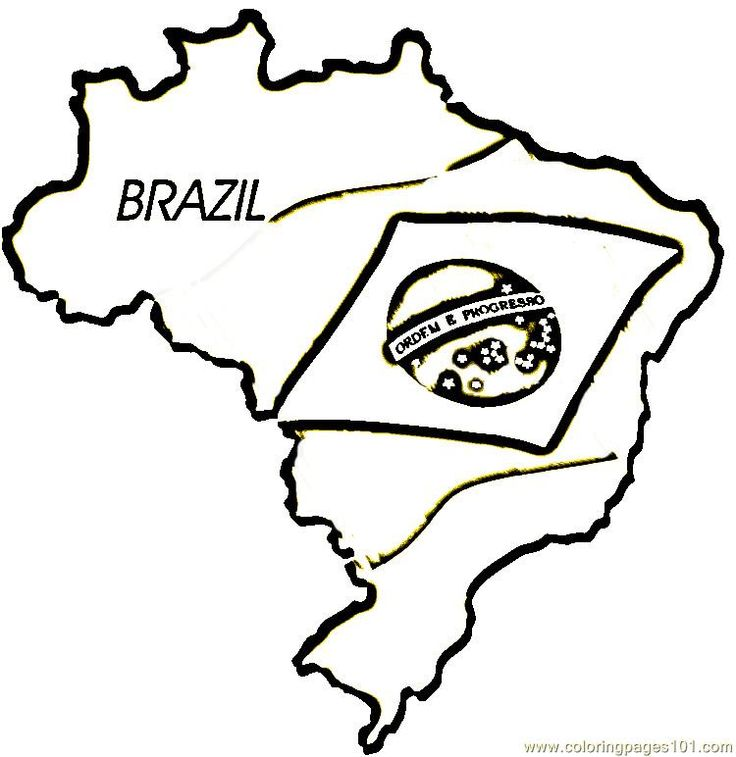 brazil flag drawing at getdrawings com free for personal use