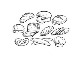 286x200 Bread Free Vector Art