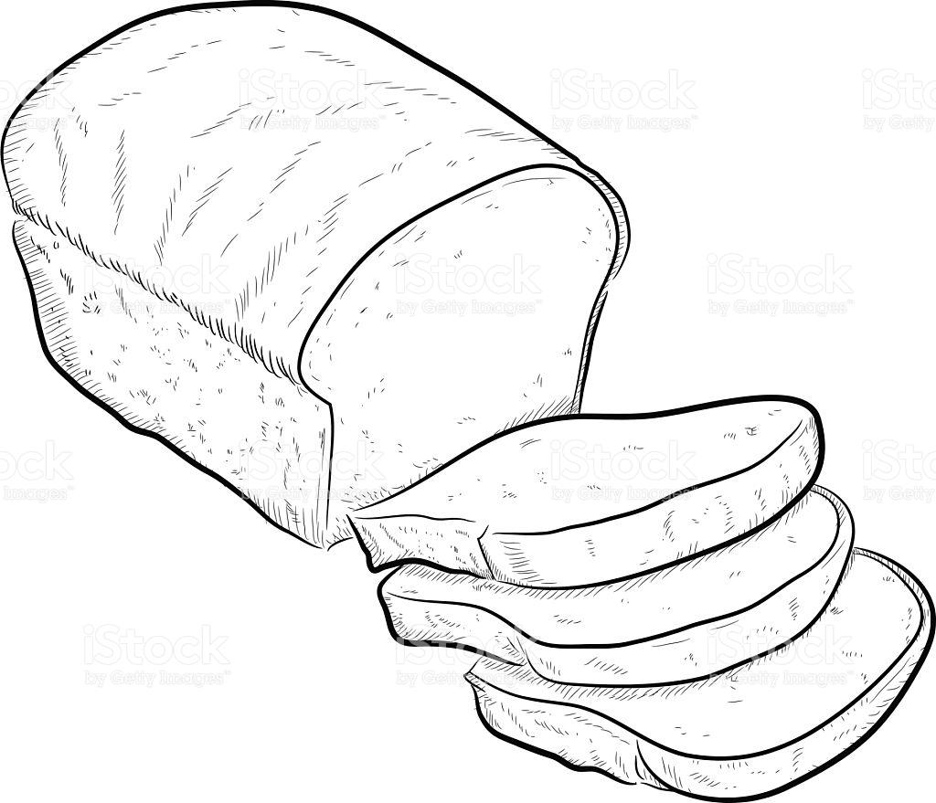 1024x879 Drawn Bread Bread Line