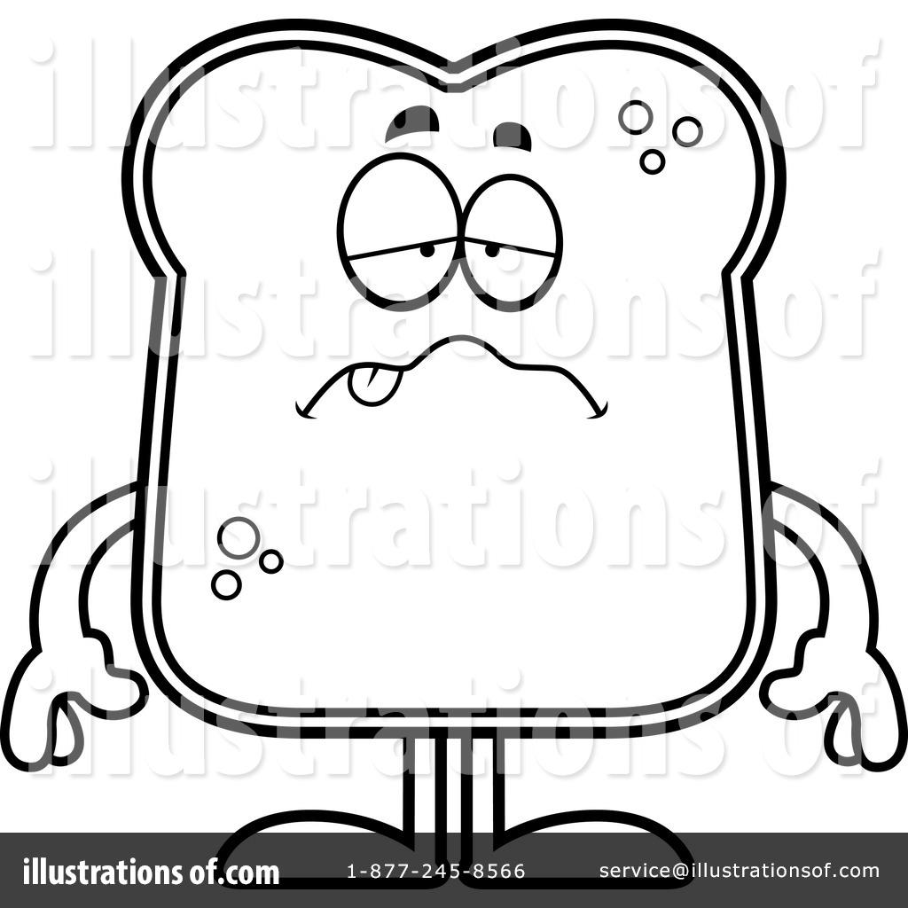 1024x1024 Bread Clipart
