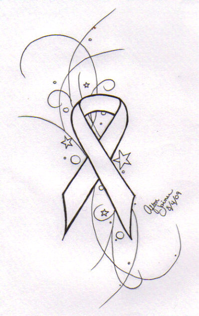 Breast Cancer Drawing