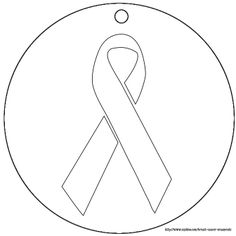 236x236 Pink Ribbon Coloring Pages