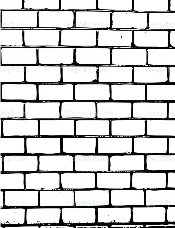 736x956 Brick Coloring Page Lego Blocks Coloring Sheets