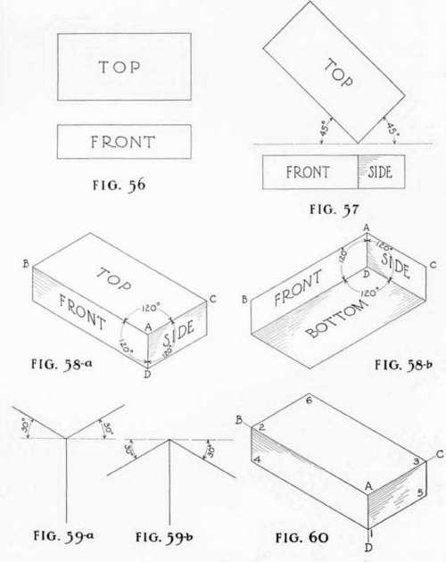 500x630 Isometric Drawing
