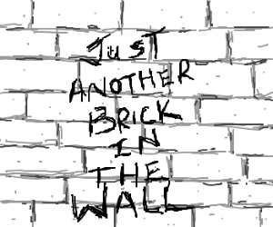 300x250 Another Brick In The Wall