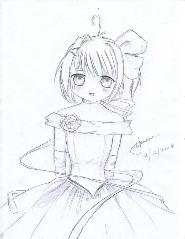 600x776 Anime Bride By Kisora Kirio