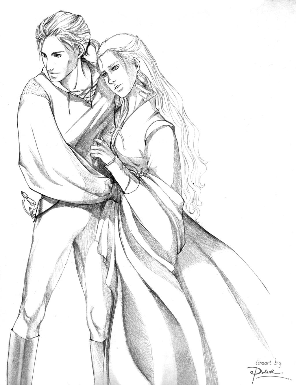 1024x1332 Princess Bride Sketch By Palnk