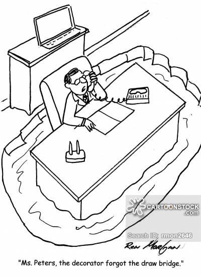 400x551 Draw Bridge Cartoons And Comics
