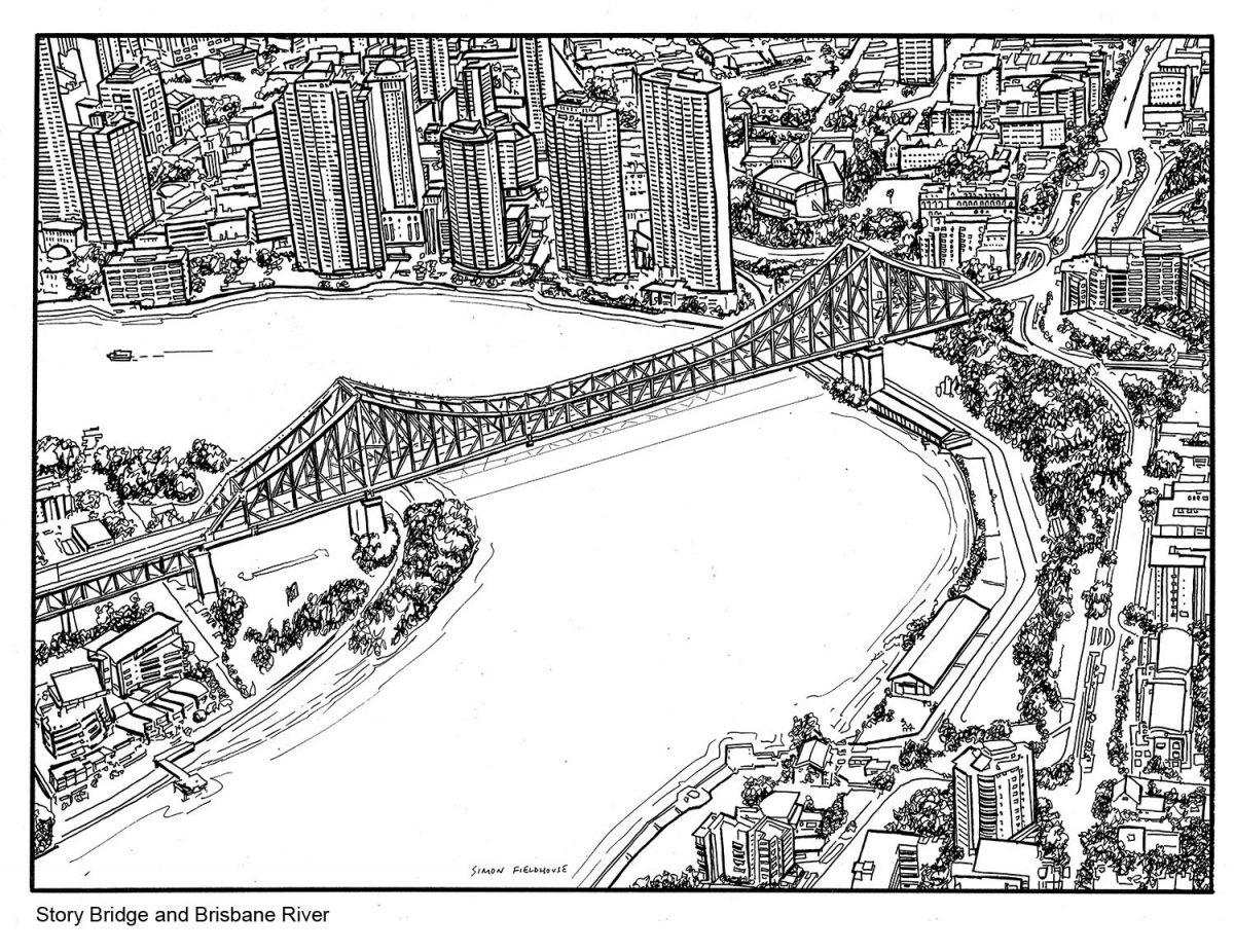 1200x926 Story Bridge Brisbane