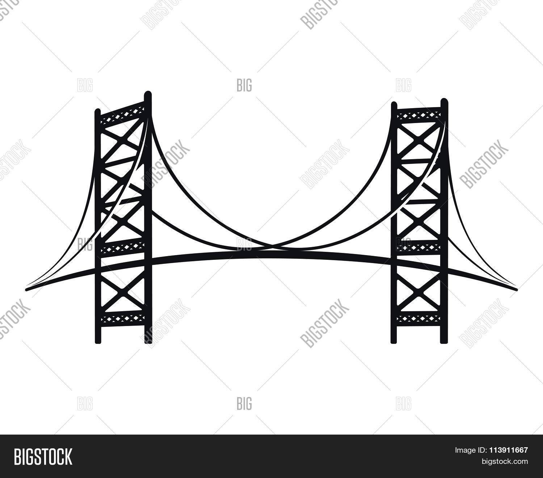 1500x1321 Benjamin Franklin Bridge Vector Amp Photo Bigstock