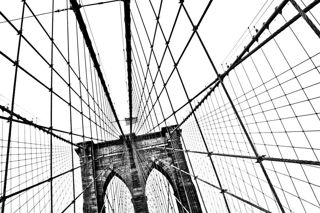 1024x683 Brooklyn Bridge By Solarstones
