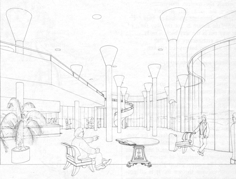 2709x2051 Stirling, Olivetti And Postmodernism. Iqbal Aalam