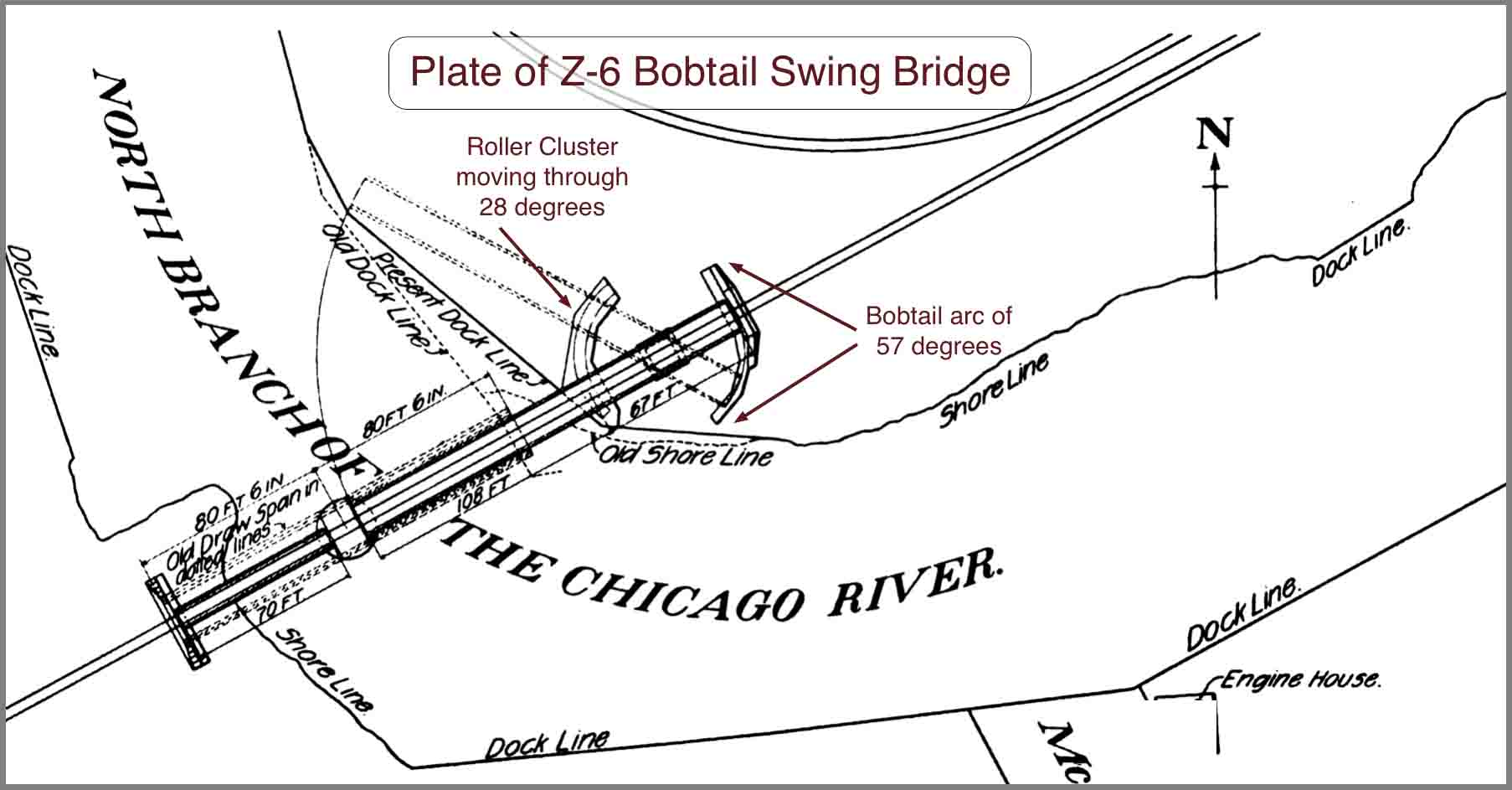 1806x943 Railroads And Chicago Swing Bridges Forgotten Chicago History