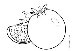 300x210 The Images Collection Of Printable Brinjal How To Draw