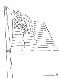 232x300 United States Flag Drawing United States Flag Waving Drawing