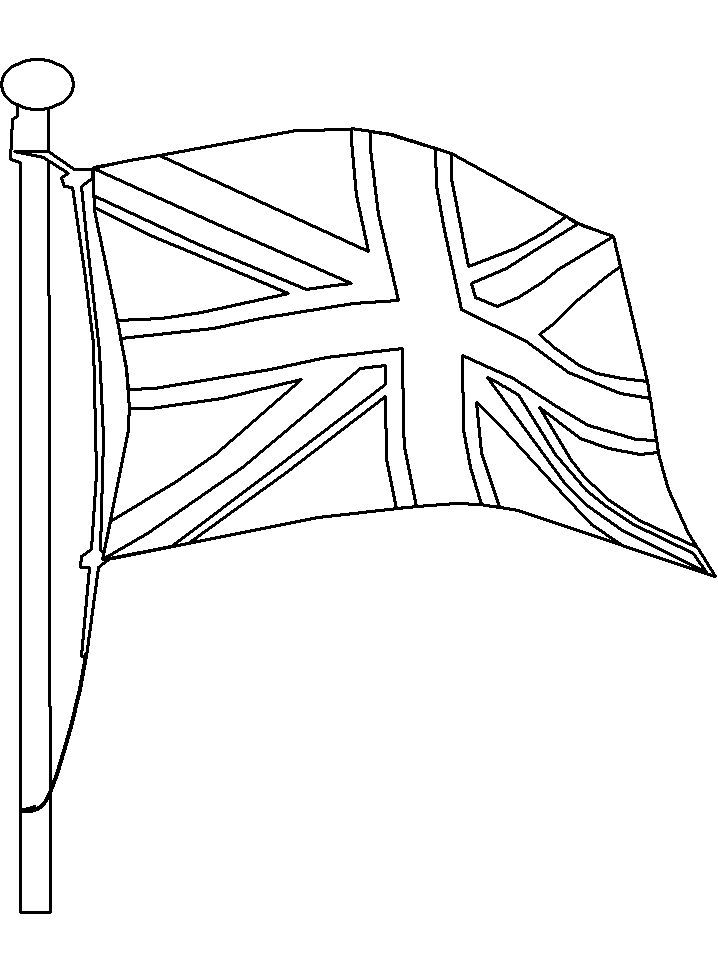 718x957 Awesome British Flag Coloring Page 46 In Gallery Ideas