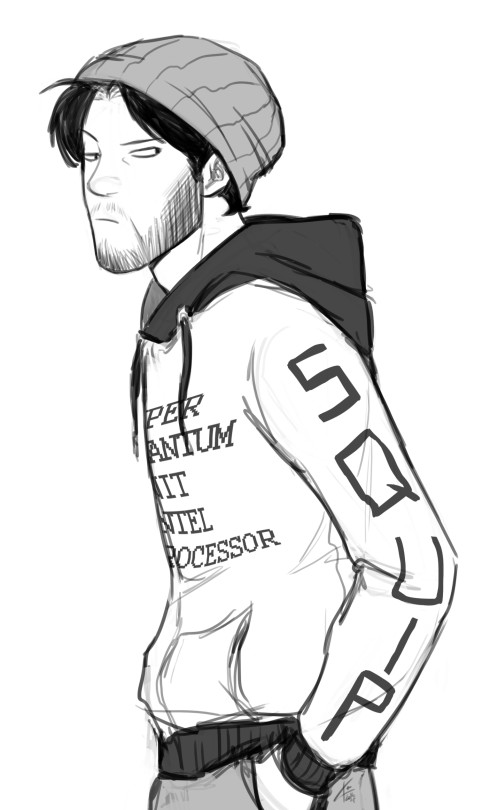 498x810 I Need That Hoodie!! (And Beanie, If Not Too Much To Ask Xd) Be