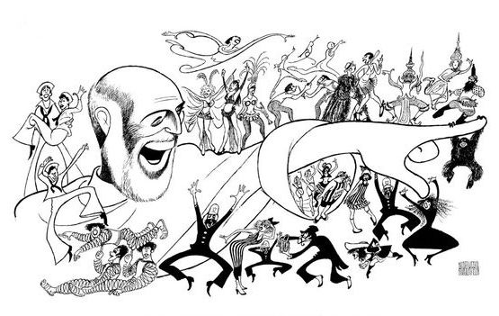 555x351 Jerome Robbins' Broadway, Depicting Scenes From 9 Of His Most