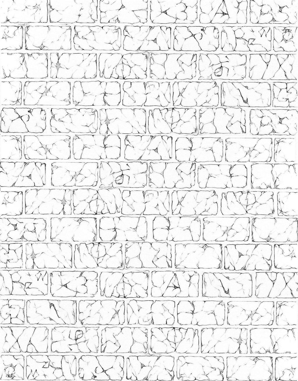 1024x1313 Cracked Brick Wall By Harinezumi69