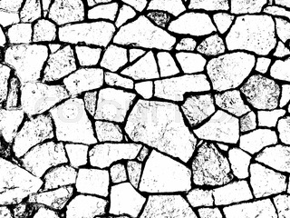 320x240 Cracked Concrete Wall Stock Photo Colourbox