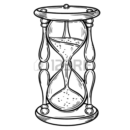 450x450 18,620 Hourglass Stock Vector Illustration And Royalty Free