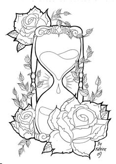 236x333 Feminine Pocket Watch Tattoo