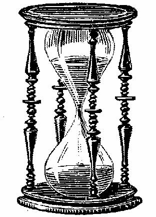 312x432 Hourglass Time Illusion Is All Hourglass