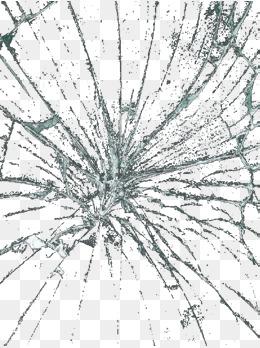 260x348 In Kind,glass,broken Effect, Glass, Glass Cracks, Mesh Crack Png