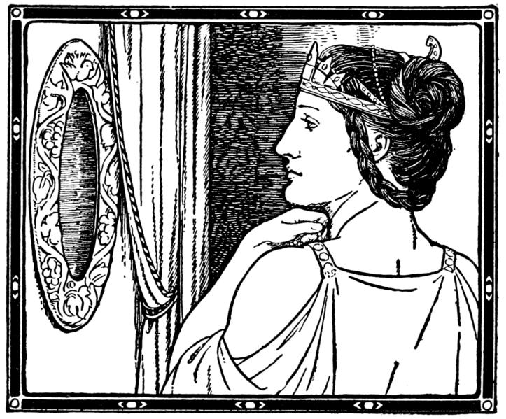 723x599 Myth Beliefs Mirror, Mirror On The Wall