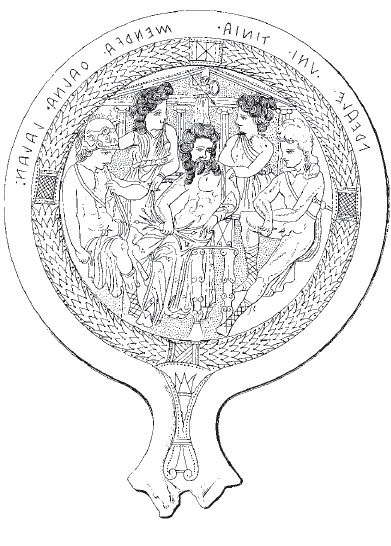 391x546 Filedrawing An Etruscan Bronze Mirror Showing The Birth