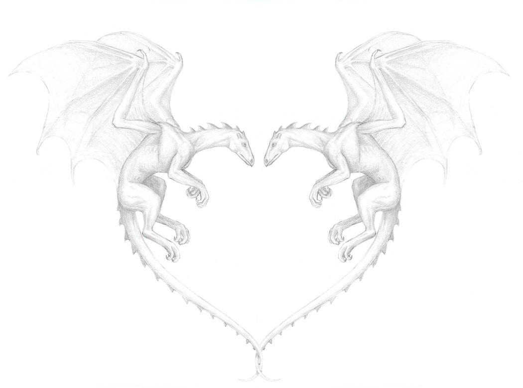 1050x779 Dragon Heart By Bronze Dragonrider