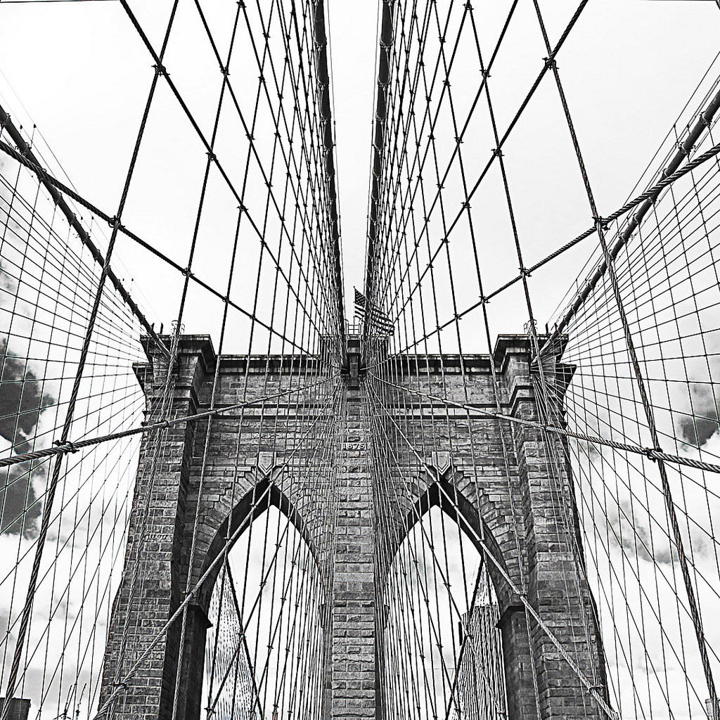 1024x1024 Brooklyn Bridge Yannick Urquijo