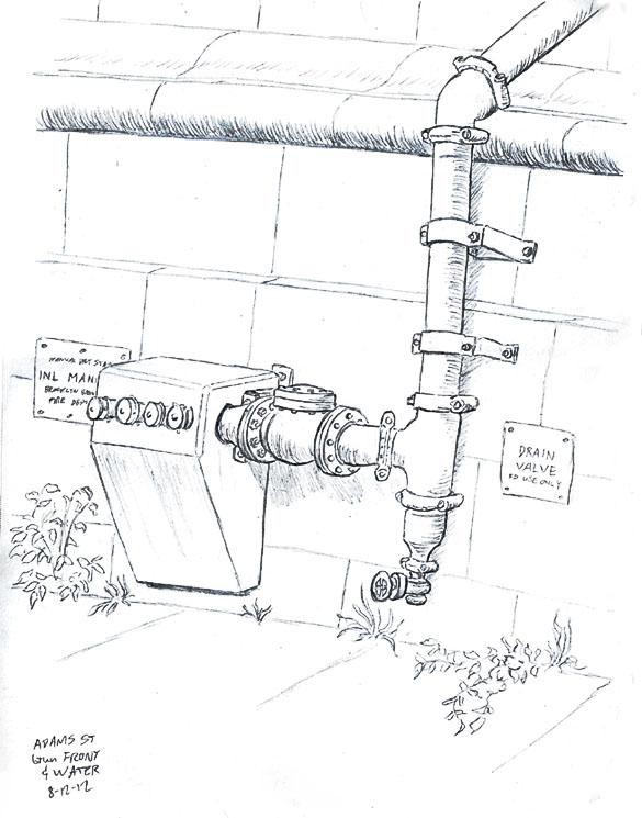 585x745 Chris Brown's Sketch House September 2012