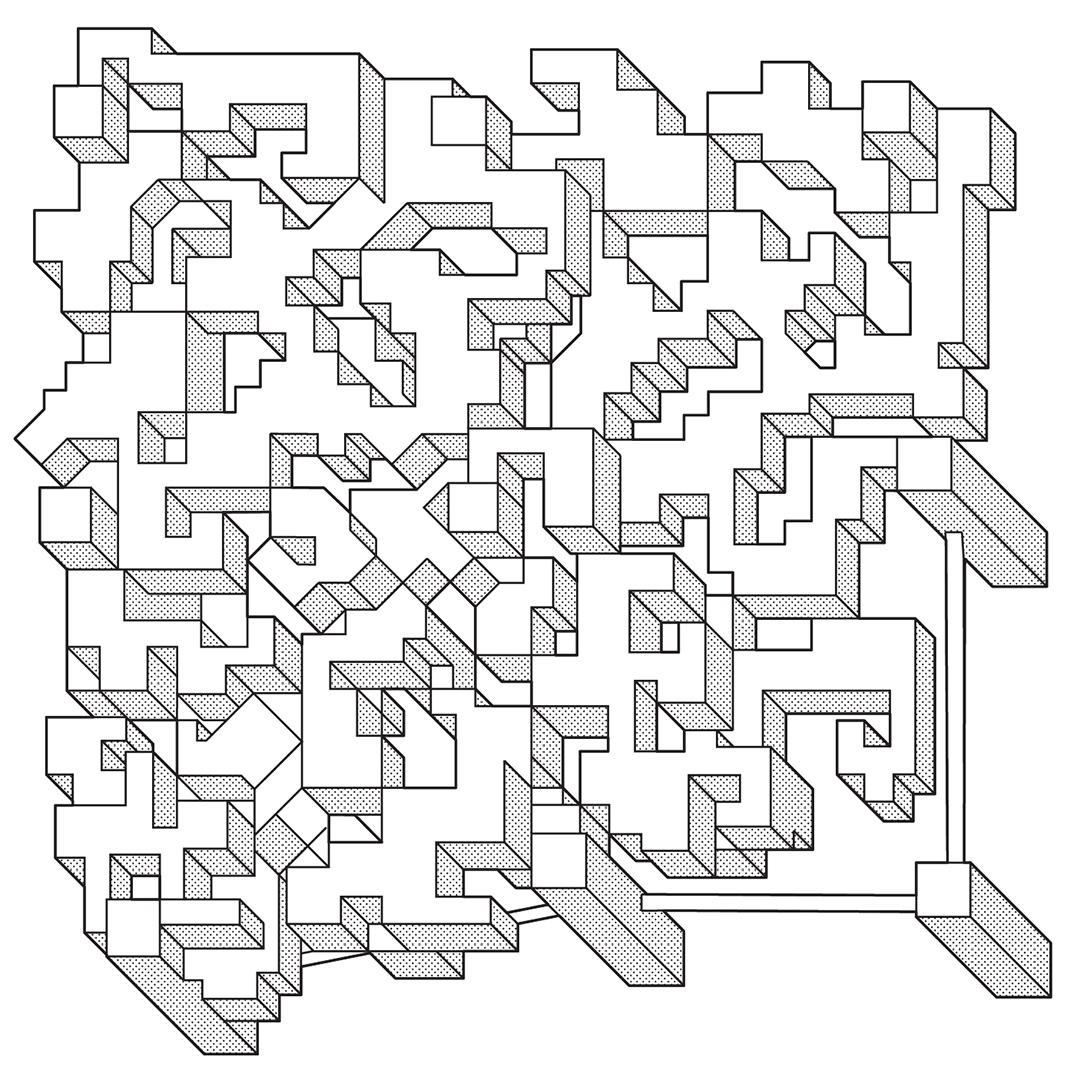 1080x1080 Foco Archive City Yona Friedman's Ville Spatiale (1959)