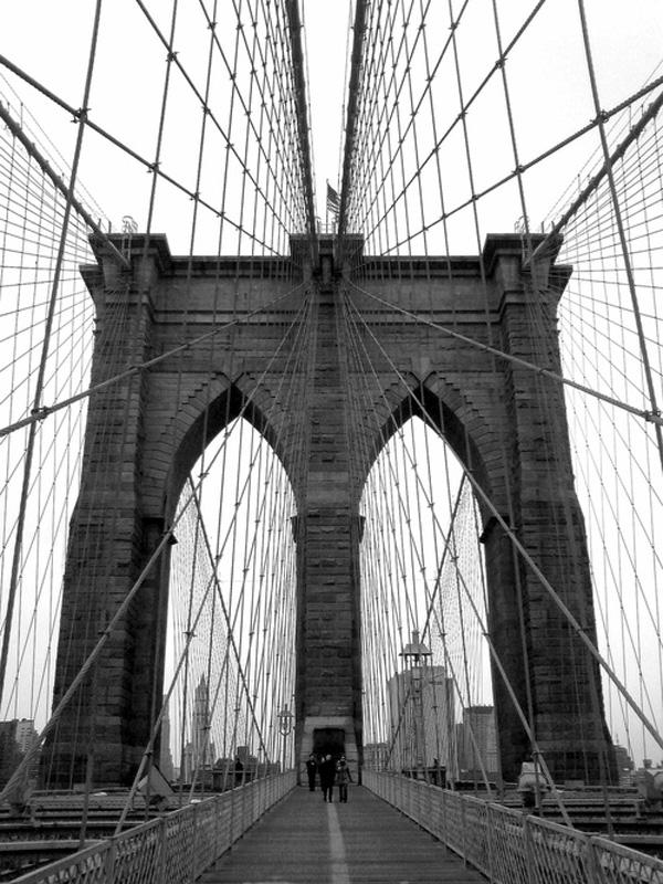 600x800 World's Top 10 Bridges, Brooklyn Bridge Bridges