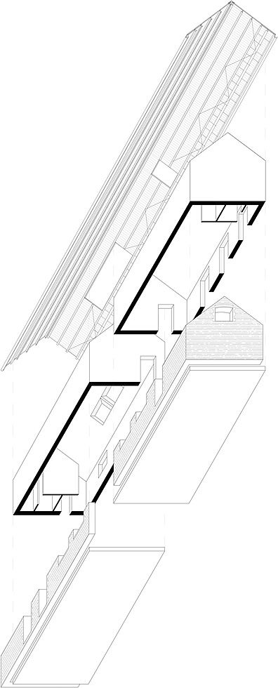 396x980 161 Best Axonometry Images On Architectural Drawings