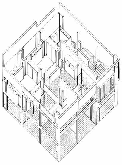 409x550 23 Best Paraline Drawings Images On Architecture