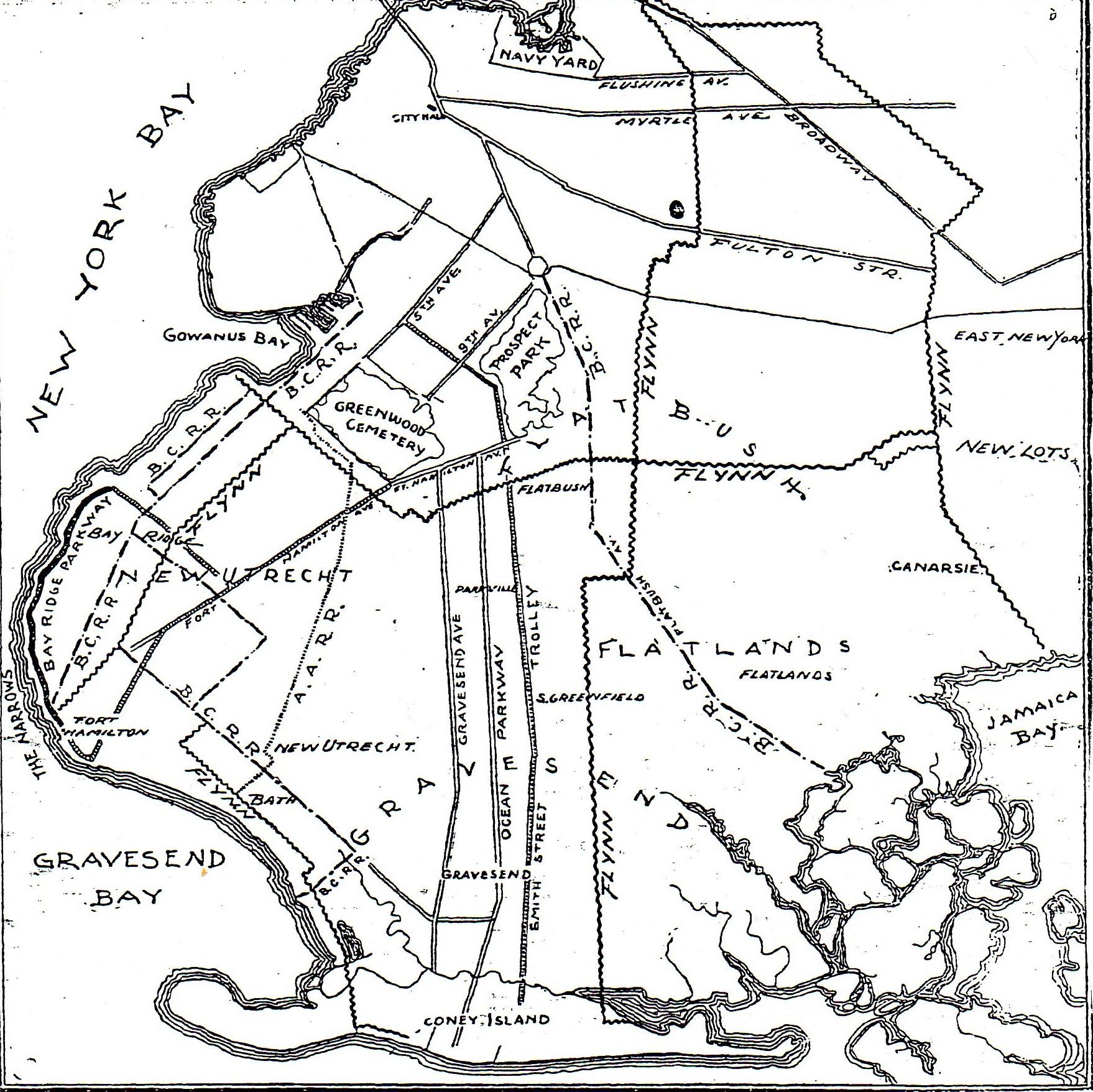 1758x1756 Brooklyn In The 19th Century Ephemeral New York
