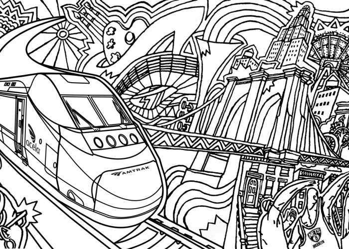 700x500 Meet The Brooklyn Artist Behind The Barclays Center Acela Mural