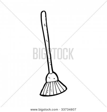 450x470 Pin Drawing Clipart Broom 12. Drawing Broom To Color And Paint