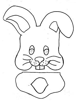 304x400 Rabbit Paper Bag Puppet Library Ideas Puppet