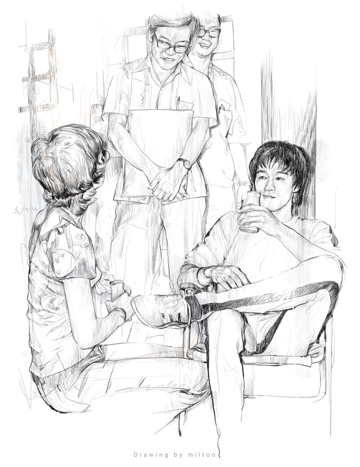 736x954 121 Best Bruce Lee Drawings By Milton Wong Images