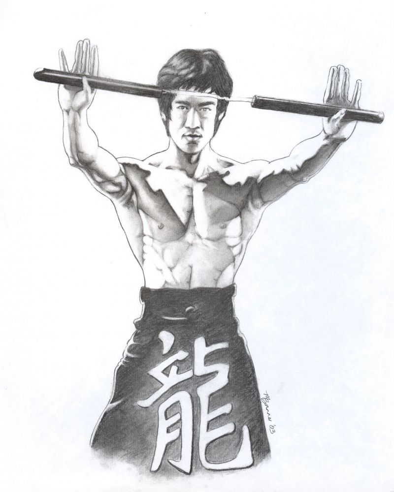 800x1000 Pin By Juan E. On Best Bruce Lee Drawings Bruce Lee
