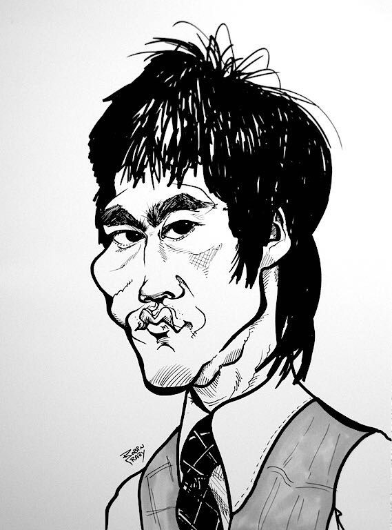 569x768 94 Best Bruce Lee Images On Bruce Lee Art, Caricatures