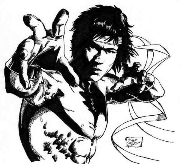 600x549 68 Best Bruce Lee Images On Marshal Arts, Brandon Lee
