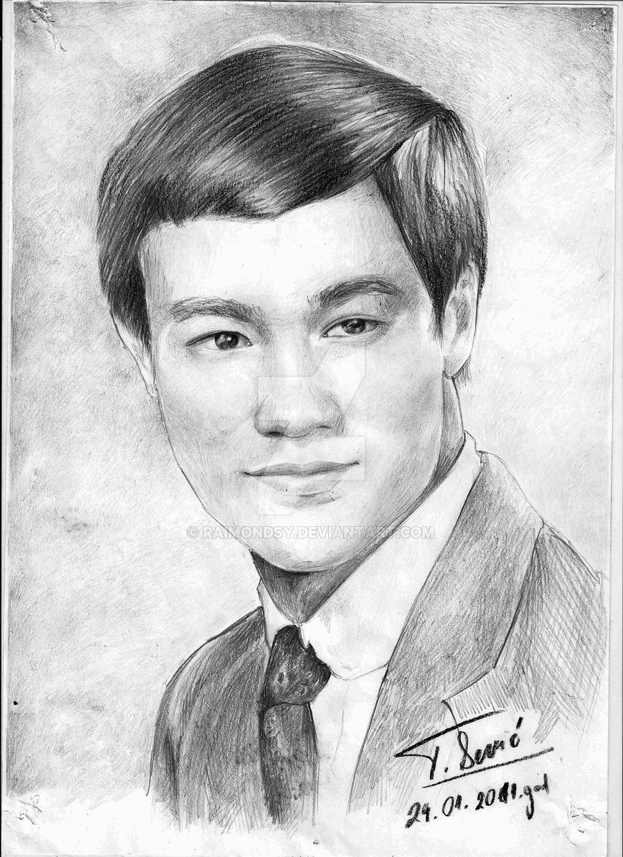 900x1238 Bruce Lee By Raimondsy