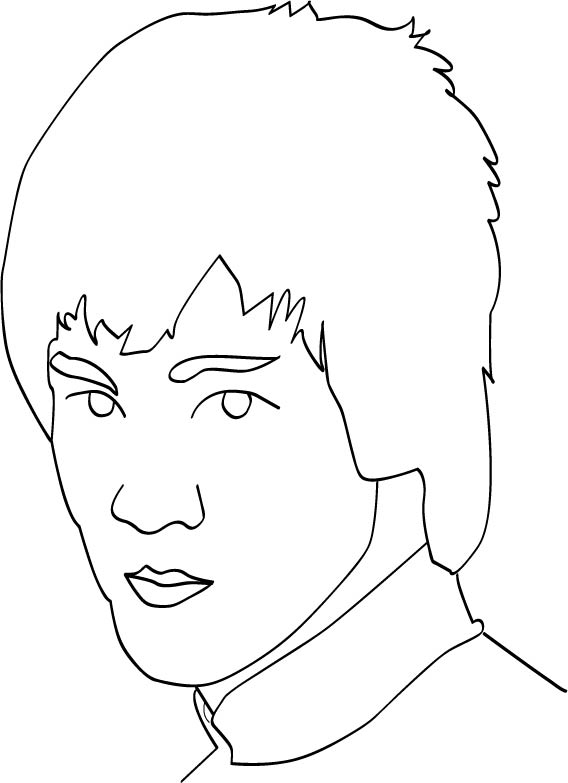 568x783 Bruce Lee By Soolshock