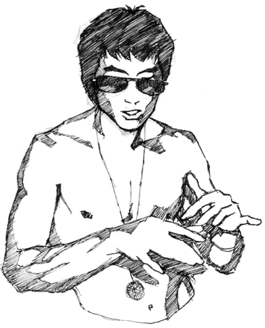 372x460 Bruce Lee For What It's Worth