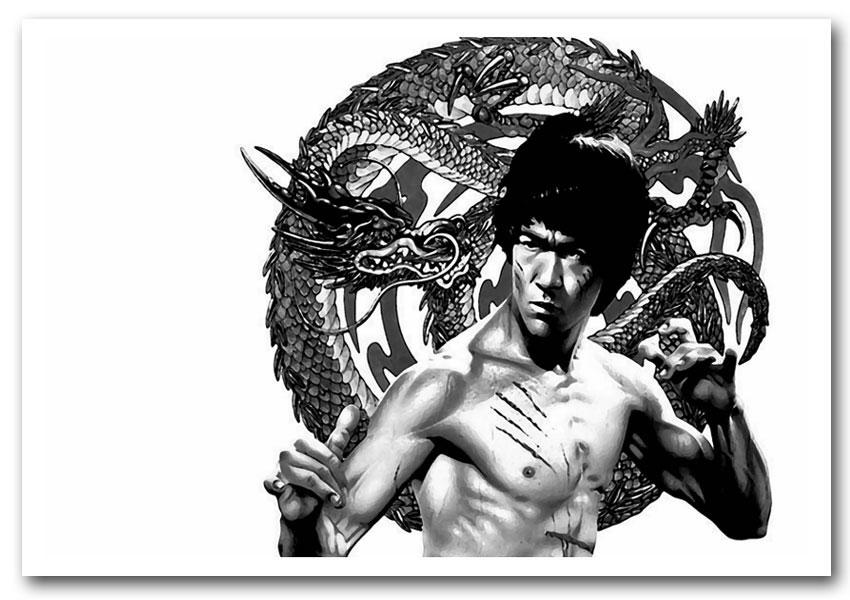 850x600 Blog Movies Bruce Lee Prints Posters