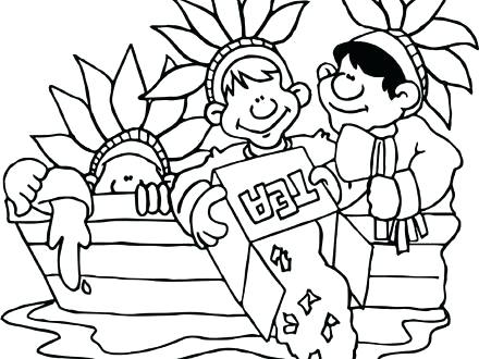 440x330 Boston Tea Party Coloring Page Bruins Logo Coloring Page An Umpire